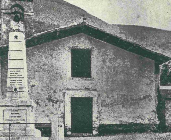 Chiesa della SS Trinità - Pale